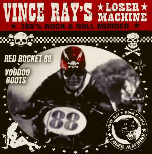Red Rocket 88 - Voodoo Boots