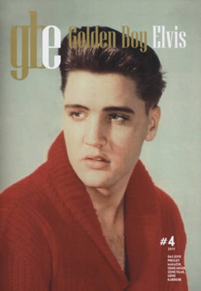 Golden Boy Elvis - Fachmagazin 4-2011