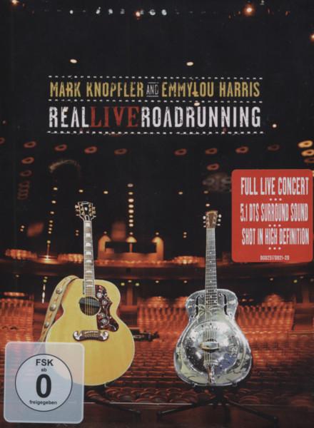 Real Live Roadrunning (2-6) DVD&CD Digipac