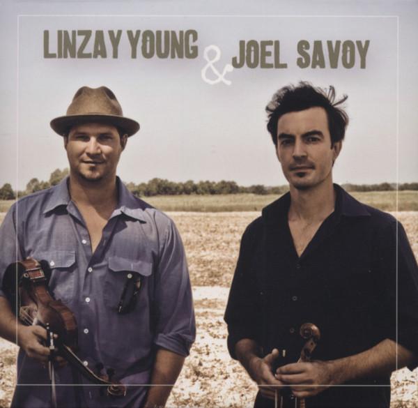Linzay Young & Joel Savoy (CD)