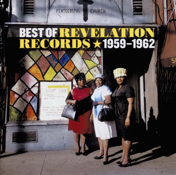 Best Of Revelation Records 1959-1962