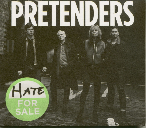 Hate For Sale (CD)
