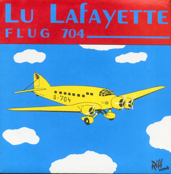 Flug 704 (7inch, 45rpm, PS)