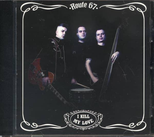 I Kill My Love (CD)