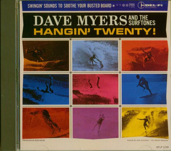 Hangin' Twenty (Rare US Version)