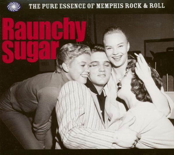 Raunchy Sugar - Memphis R&R (3-CD)