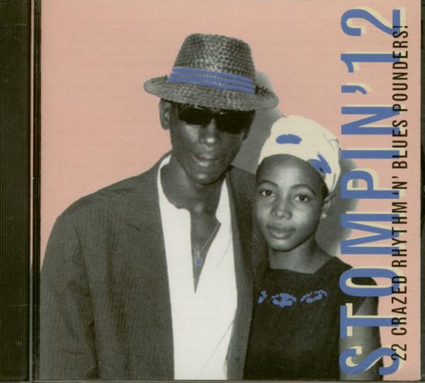 Stompin' Vol.12 (CD)