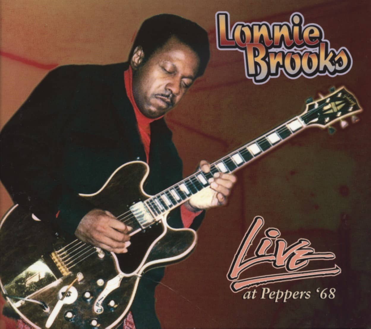 Lonnie Brooks - Live At Peppers