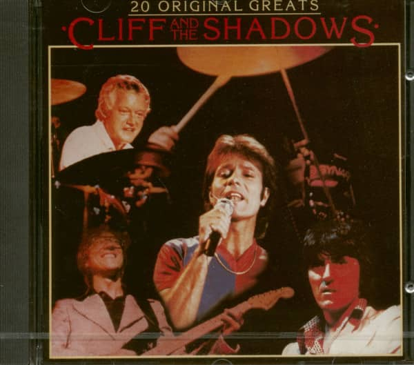 Cliff And The Shadows - 20 Original Greats (CD)