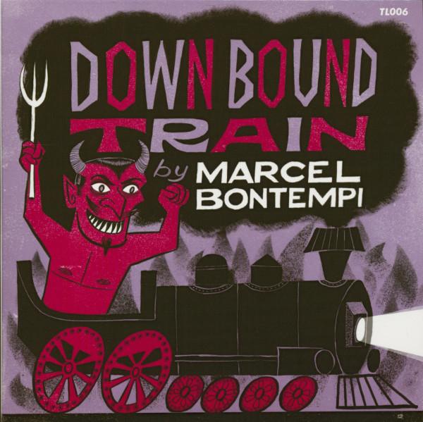 Down Bound Train - Flipsville (7inch, 45rpm, Ltd.)