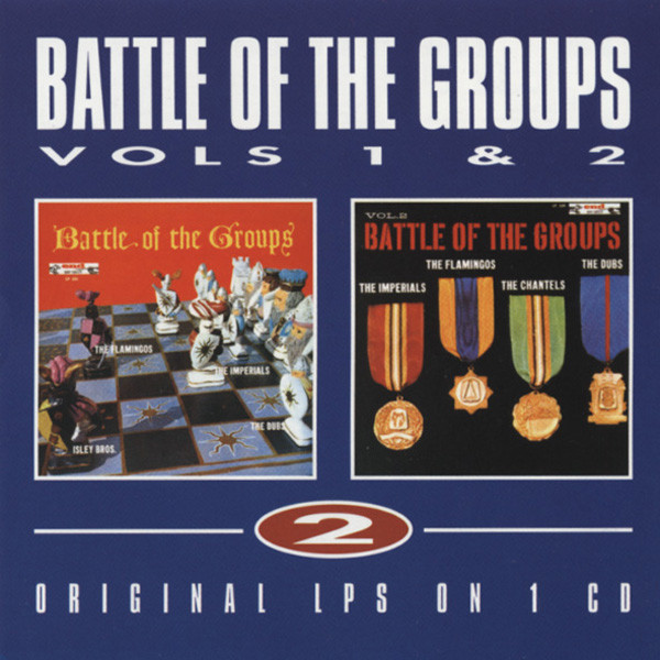 Battle Of The Groups (END Records)