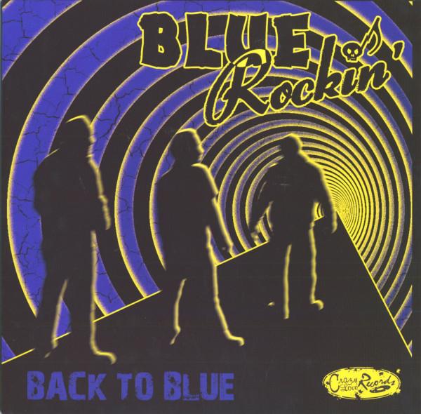 Back To Blue (LP)