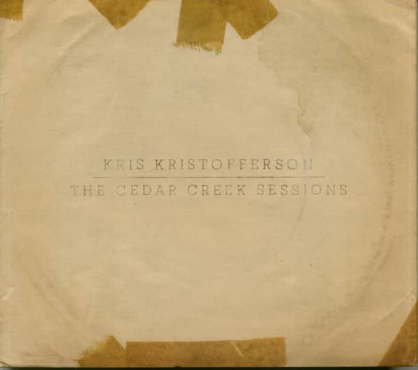 The Cedar Creek Sessions (2-CD)
