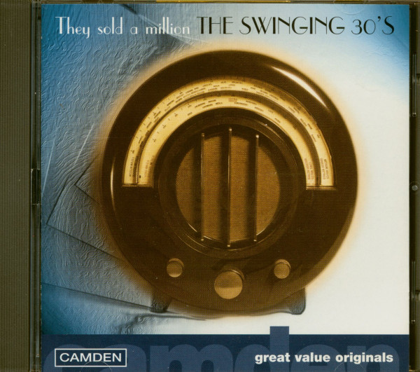 They Sold A Million The Swinging 30's (CD)