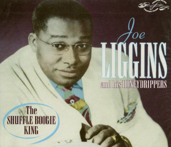The Shuffle Boogie King (2-CD)