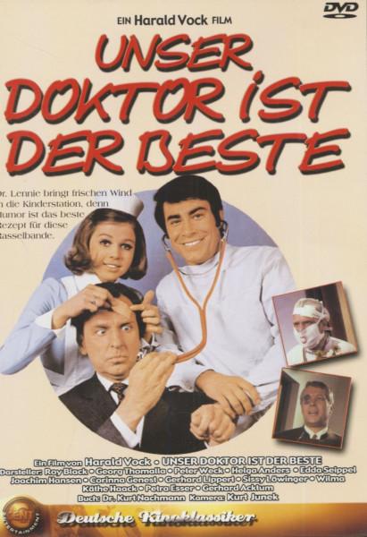 Unser Doktor ist der Beste (DVD)
