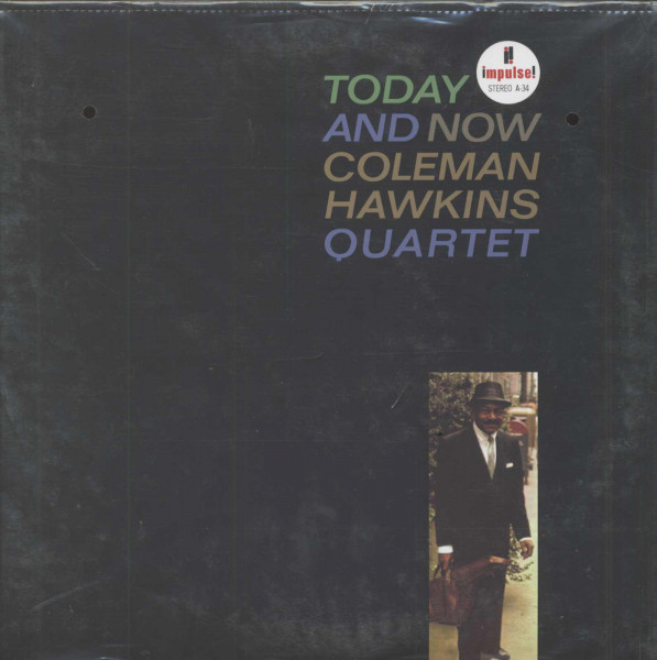 Today And Now (2-LP, 180g Vinyl, 45rpm)
