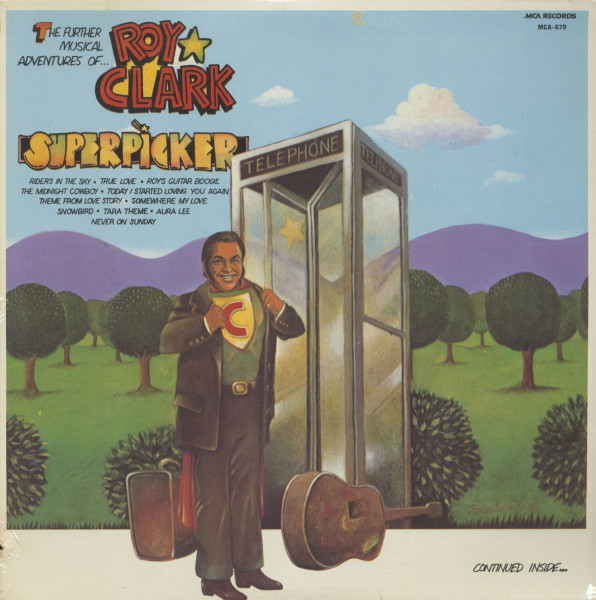 Superpicker (LP)