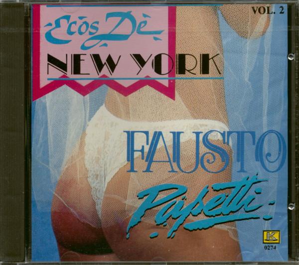 Ecos De New York Vol.2 (CD)