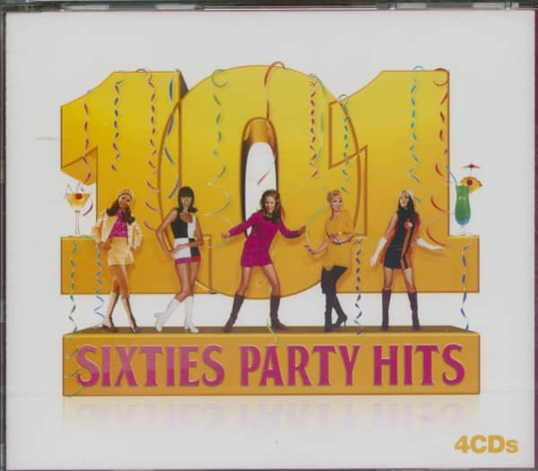 101 Sixties Party Hits (4-CD)