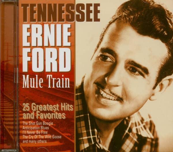 Mule Train - 25 Greatest Hits (CD)