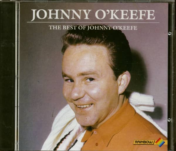 The Best Of Johnny O'Keefe (CD)