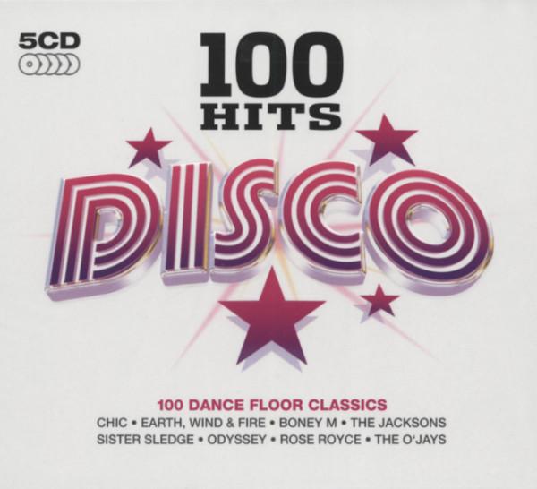 100 Hits - Disco (5-CD)