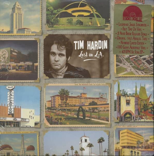 Lost In L.A. (LP, 180g Vinyl, 45rpm, Ltd., RSD)