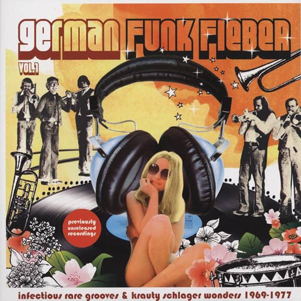 German Funk Fieber