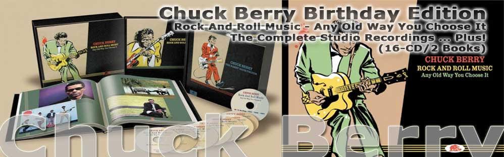 Chuck Berry Boxset