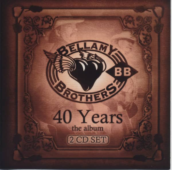 40 Years: The Album (2-CD)
