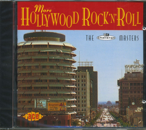 More Hollywood Rock'n'Roll - The Challenge Masters (CD)