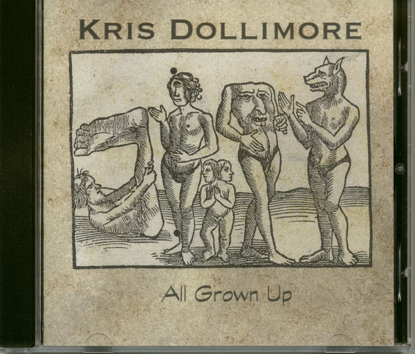 All Grown Up (CD)