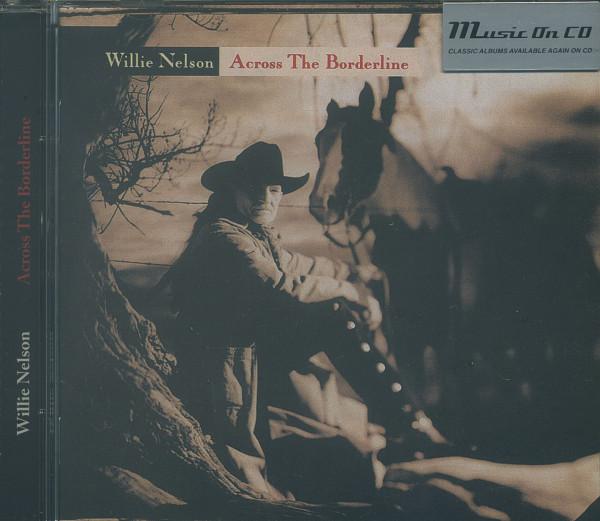 Across The Borderline (CD)