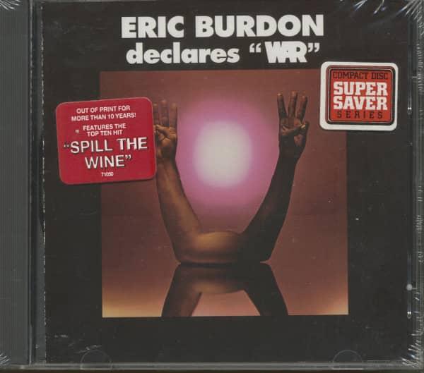 Eric Burdon Declares 'War' (CD)