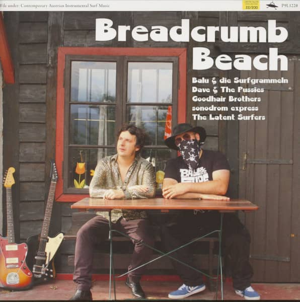 Breadcrumb Beach (LP, Ltd)