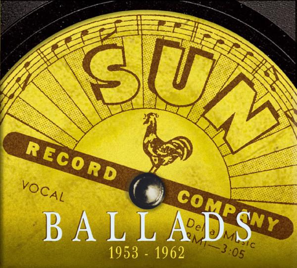 Sun Ballads 1953-1962 (3-CD)