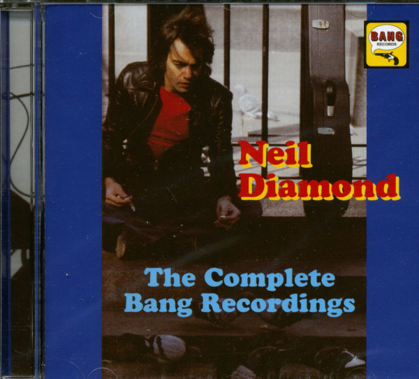 The Complete Bang Recordings (CD)