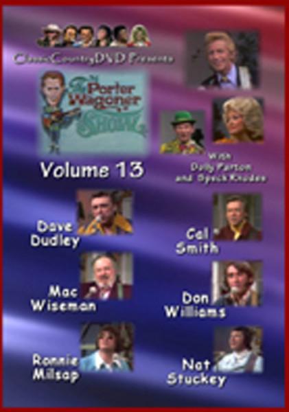 Vol.13, Porter Wagoner Show - Don Williams a.o
