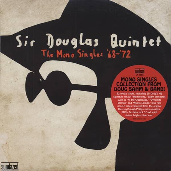 The Mono Singles '68-'72 (2-LP)