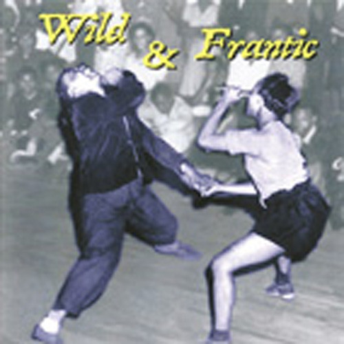 Wild & Frantic - Black Shouters