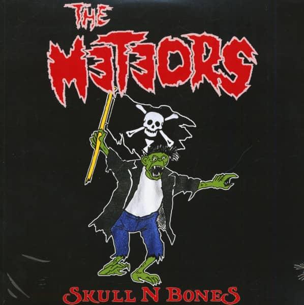 Skull N Bones (LP, Colored Vinyl, Ltd.)
