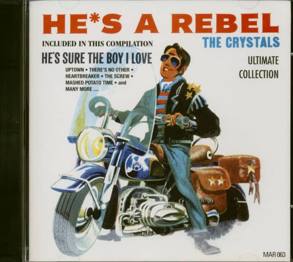He's A Rebel - Ultimate Collection (CD)