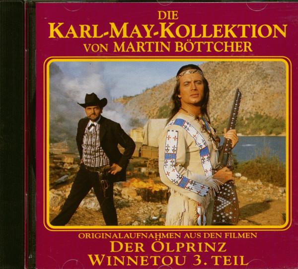 Der Oelprinz - Winnetou 3. Teil (CD)
