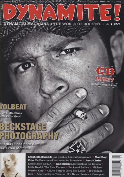 Nr.57 (2009-2) - Magazin & CD