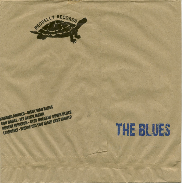 The Blues (limited edition - 4 tracks)