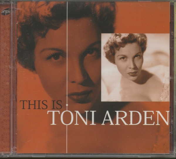 This Is Toni Arden (CD)