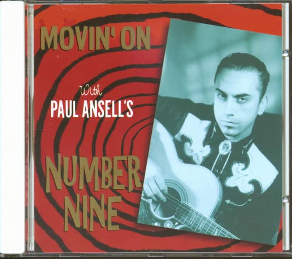 Movin' On With Paul Ansell's Number Nine (CD)