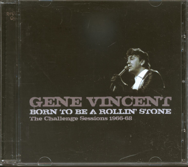 Born To Be A Rollin' Stone - Challenge Sessions 1966-68 (CD)