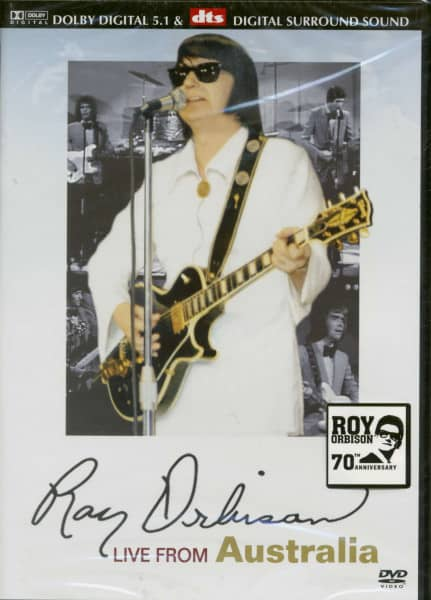 Live From Australia 1972